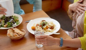 Track dit kalorieindtag med Fitbit Flex