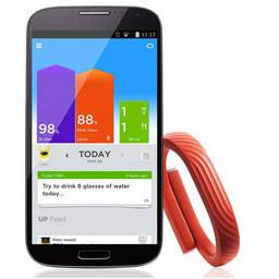 Jawbone Up24 virker både til iOS og Android