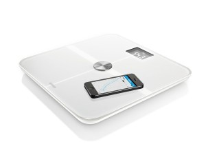 Withings WS-50 vægten sender data til din app