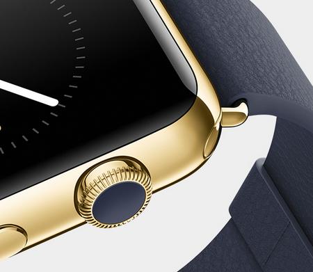Apple Watch i lækre materialer og flot design