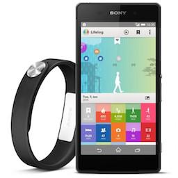 Sony SmartBand SWR-10