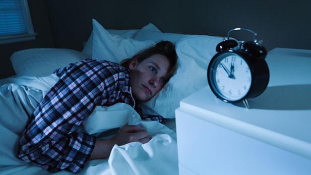 Dårlig søvn
