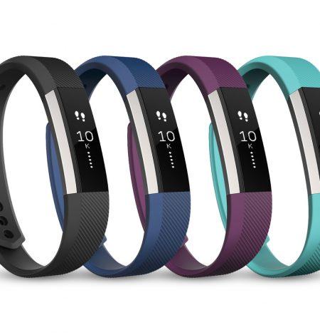 Fitbit Alta kommer i flere farver