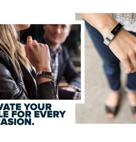 Fitbit Alta stil og mode