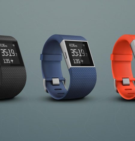 fitbit surge farver