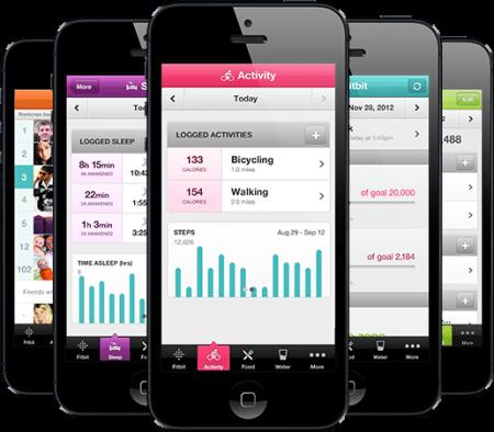 Fitbit Flex har utallige funktioner til din træning