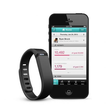 Fitbit Flex fungerer perfekt med iOS
