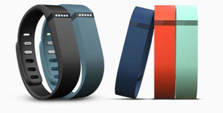 Fitbit Flex findes i mange farver
