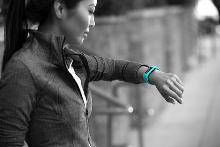 Aktiv livsstil med Garmin Vivofit