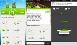 Monitorer dit kalorieindtag med Up app'en