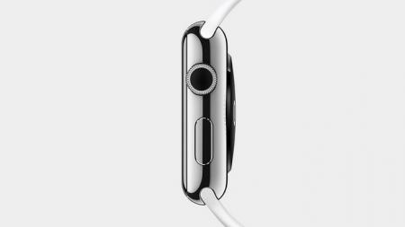 Apple Watch set fra siden