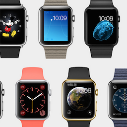 Apple Watch - det helt nye ur fra Apple