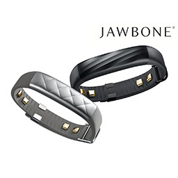 Jawbone Up3 fitnesstracker guide