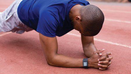 Løbetræning med fitbit