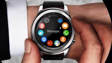 Apps til Samsung Gear S3