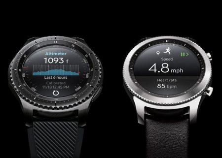 Nyt smartwatch: Samsung Gear S3