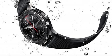 Vandtæt smartwatch